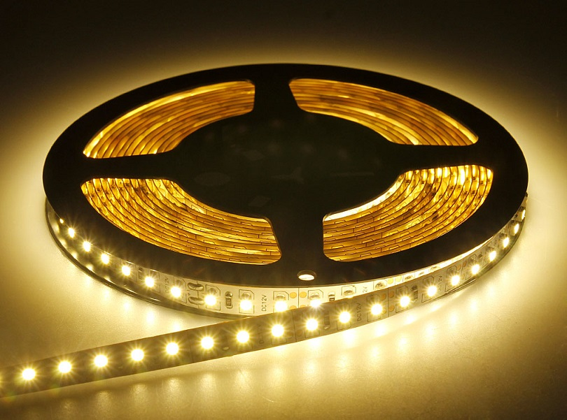 SMD3528 Non-waterproof LED Flexible Strip