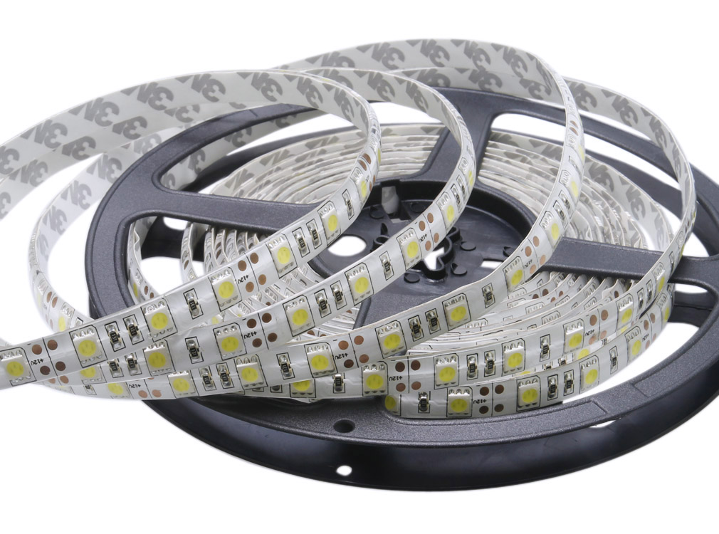 SMD5050 Non-waterproof LED Flexible Strip