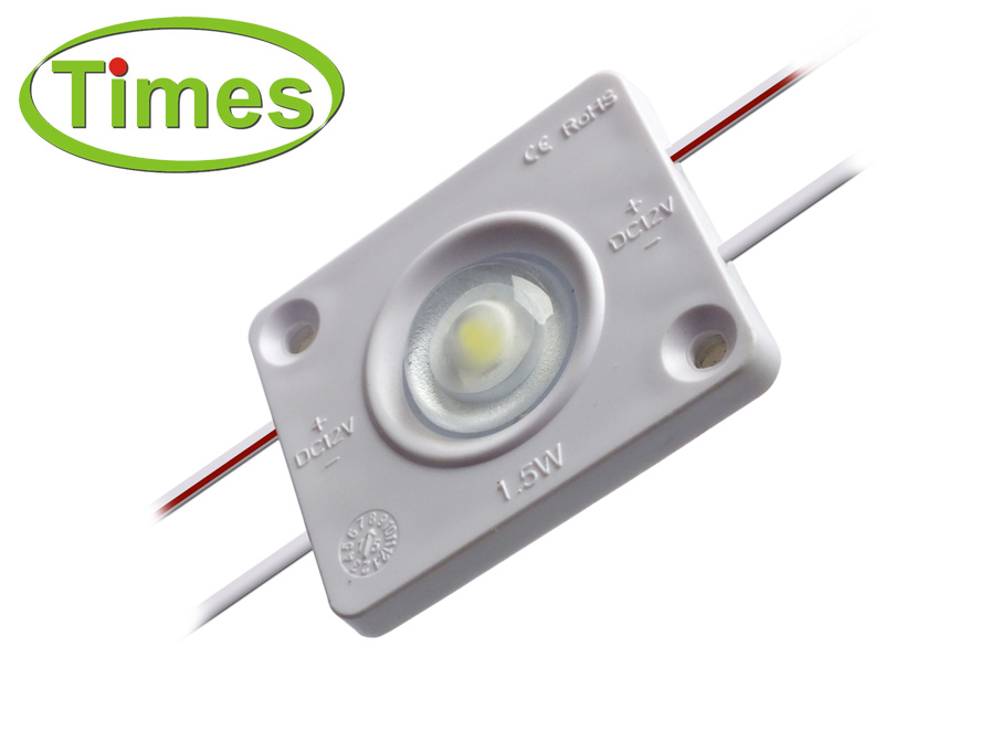 Back-lit High Power LED Lens Module