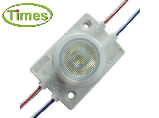 Side-lit 1.2W LED Lens Module