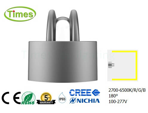 I-CORE 180FIND Series 180° LED Window Lamp